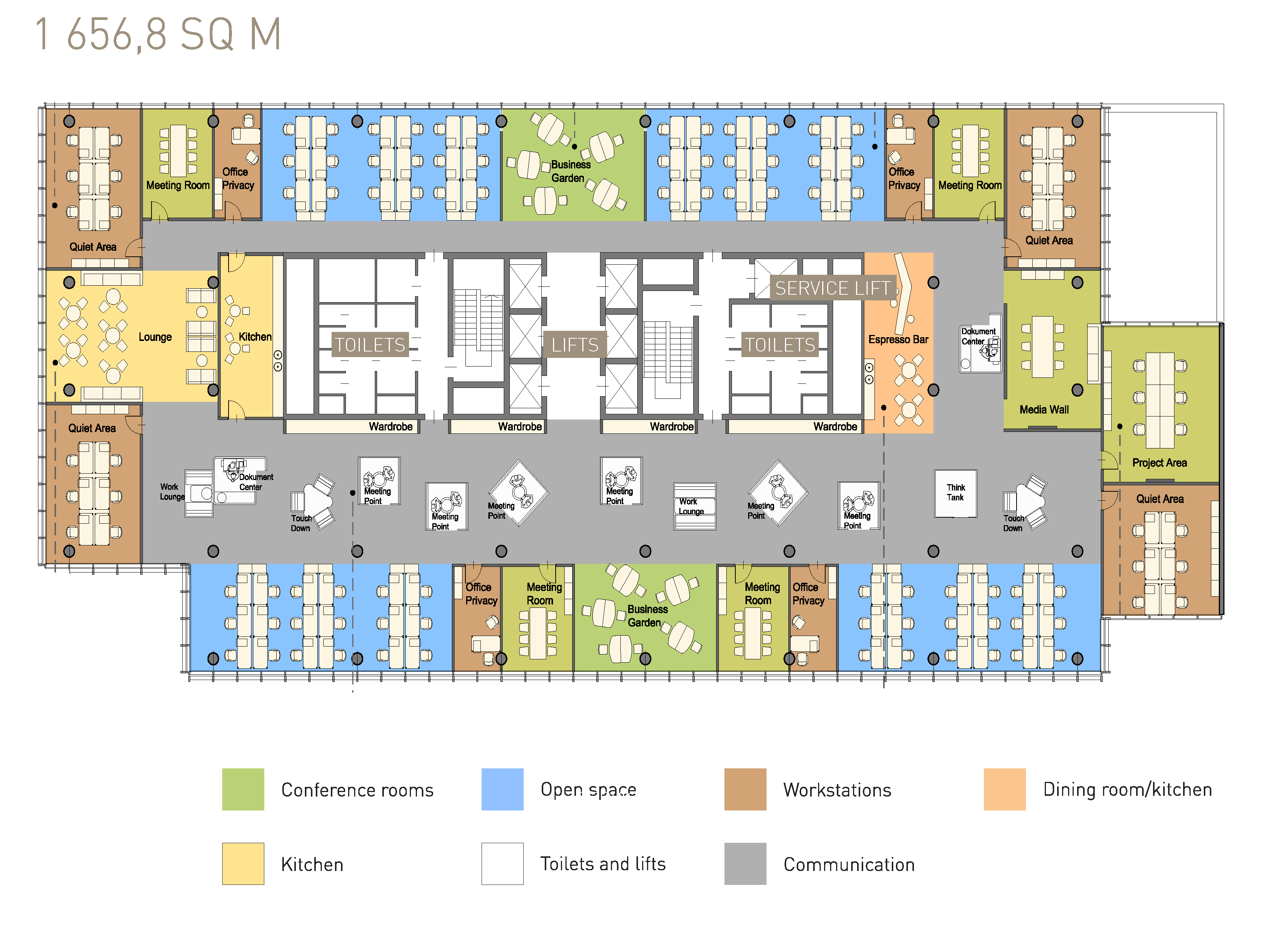 FLOORS 4-7