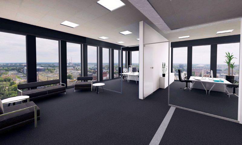 Wnętrze-15-piętra-kompleksu-HI-Piotrkowska